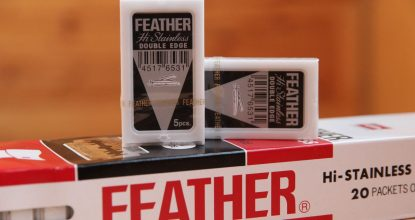 Feather Hi Stainless