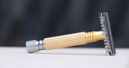 Pearl SSH-02G (gold). Open Comb